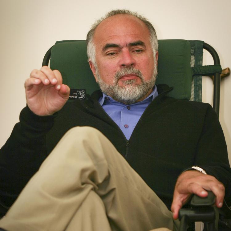 Five Element Acupuncture Training Instructors - Khosrow Khalighi